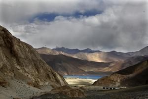India and China have sought to deescalate tensions following a fatal clash along a disputed border high in the Himalayas (Manish Swarup/AP)