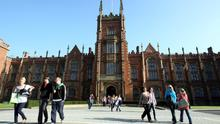 Queen's University is the subject of a petition claiming the institution is a 'cold house' for unionists