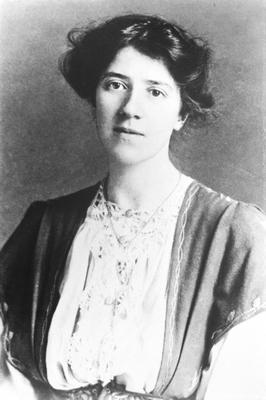 Colourful life: Family planning pioneer Dr Marie Stopes