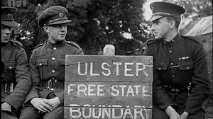 New era: soldiers at the boundary of Ulster and The Free State