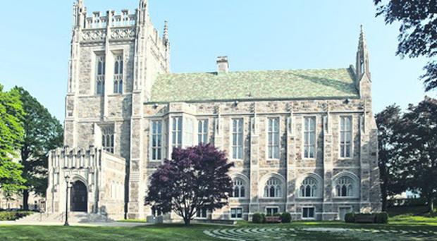 Boston College main campus