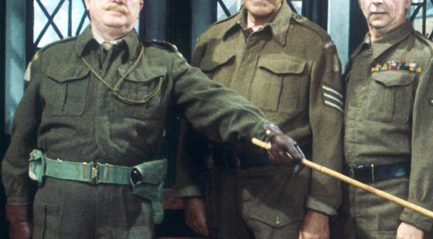 Class conscious: Dad's Army