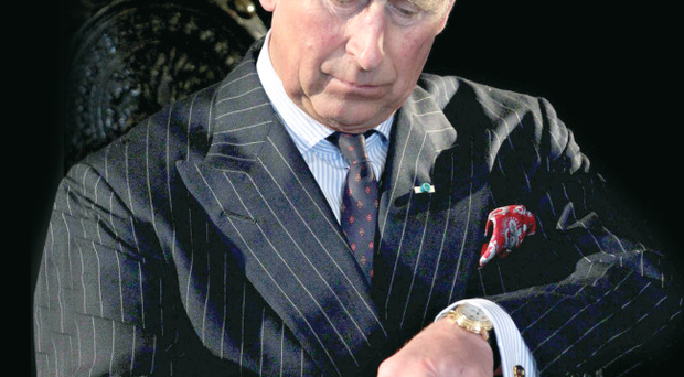 Royal assent: Prince Charles is a prolific writer of letters, and some of his missives to government ministers will be released this week