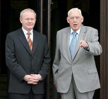 Ian Paisley, Martin McGuinnesset al were products of a very peculiar political, electoral, social, religious, constitutional, sectarian governing environment