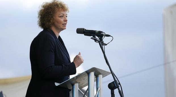 Culture Minister Caral Ni Chuilin