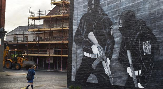 Graham Spencer argues that politicians and civil society must work together to rid Northern Ireland of paramilitarism