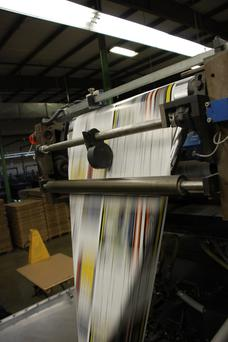 Changes: Newspaper sector