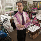 Peter Tatchell, the political and gay rights campaigner