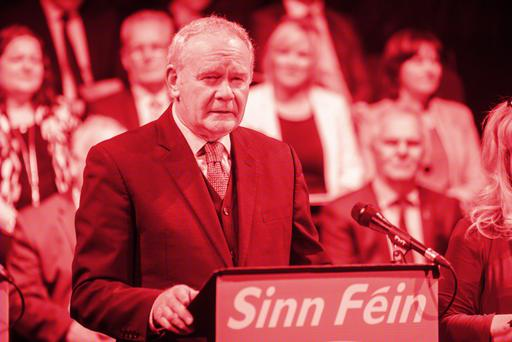 Martin McGuinness and Colum Eastwood have difficult decisions ahead