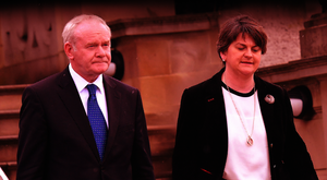 Martin McGuinness and Arlene Foster are running out of time to resolve the crisis