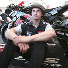 Young motorcycle racer Malachi Mitchell-Thomas who died at the NW200