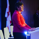 First Minister Arlene Foster sees great opportunities in Northern Ireland and the UK voting to leave the European Union