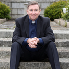 Talented broadcaster: Fr Brian D'Arcy could have enjoyed a fine showbusiness career