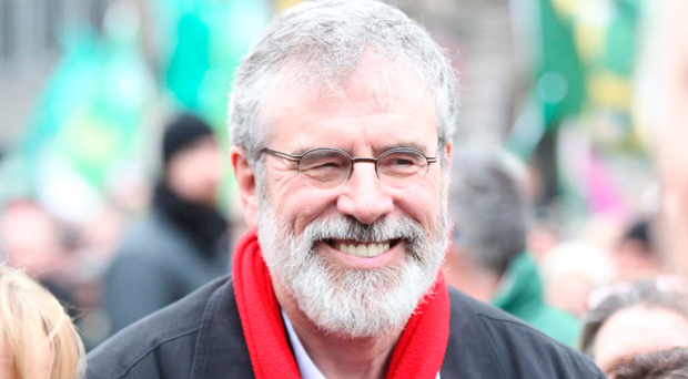 Gerry Adams' latest book references his quirks and likes without talking about his past
