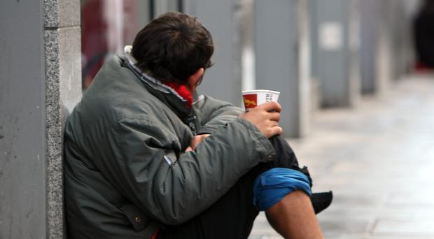 There are around 16,000 homeless people in Northern Ireland at present