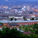 Divided city: Belfast's peace walls are emblematic of our failure to achieve reconciliation
