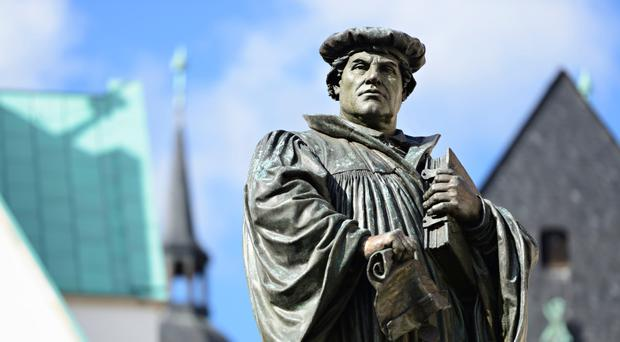 Difference maker: we no longer have people like Martin Luther to shake up Churches