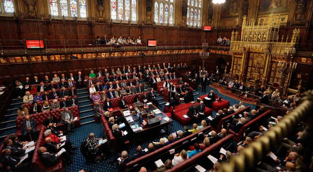 UK House of Lords could finally be cut down in size