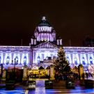Shining example: Belfast's festive shopping season is in full swing