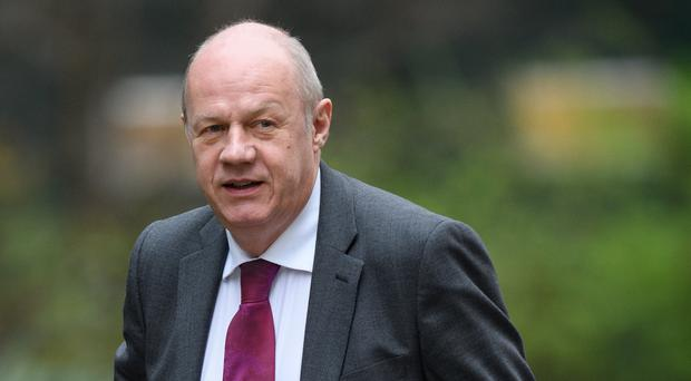 First Secretary Damian Green is now being defended by some senior figures
