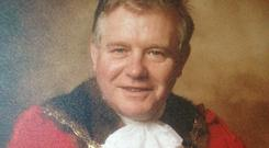 Jack Beattie, who was twice mayor of Castlereagh, was one of the few licensed to test DeLoreans