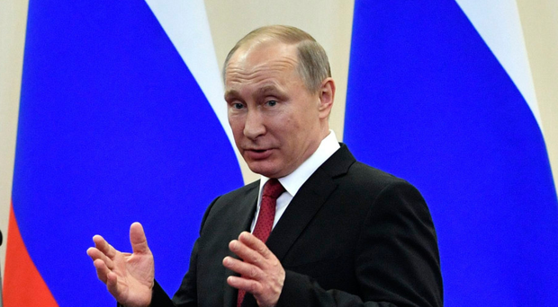 Putin Slammed for Suggesting Jews Manipulated Election