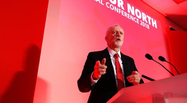 'Mafia-like group' behind spy attack, says Corbyn