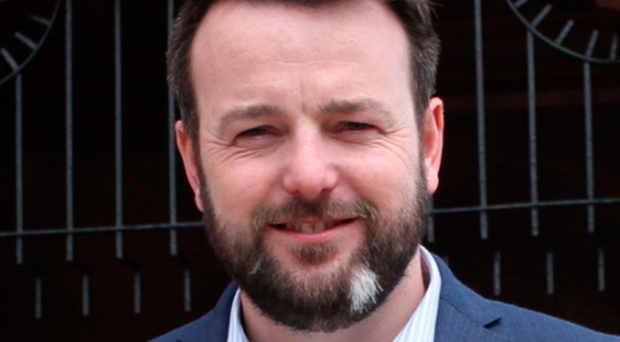 Colum Eastwood defied his party's pro-life majority to back the Yes campaign
