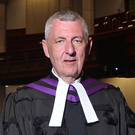 Challenging times: new Moderator the Rev Charles McMullen