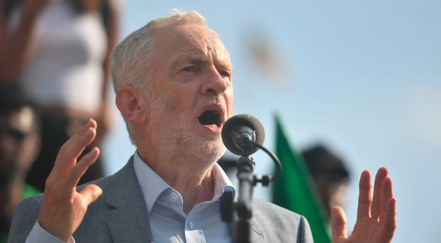 Labour leader Jeremy Corbyn is keen to capitalise on another General Election
