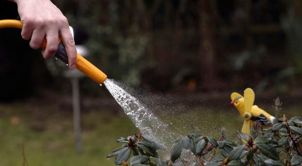 The majority of people will only use a hosepipe when it is permitted