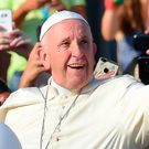 Packed schedule: every step of Pope Francis' visit to the Republic will have been meticulously planned by the Vatican