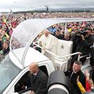 Mass devotion: crowds welcome Pope Francis in Dublin's Phoenix Park last weekend
