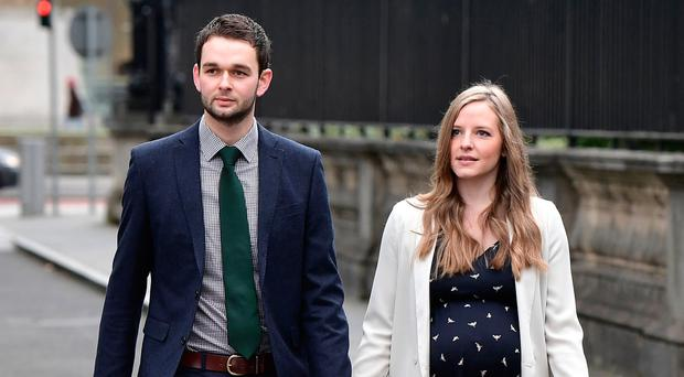 Long road: the Supreme Court ruled in favour of Daniel McArthur and his wife Amy McArthur