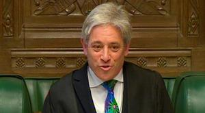 John Bercow does not seem to be popular in the House of Commons