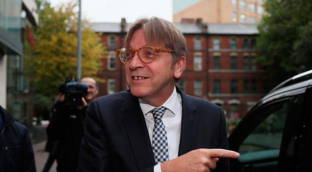 Guy Verhofstadt has long campaigned for a federal United States of Europe