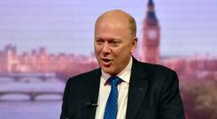 Transport Secretary Chris Grayling is the latest whipping boy in the ongoing Brexit saga