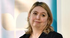 Criticised: Karen Bradley