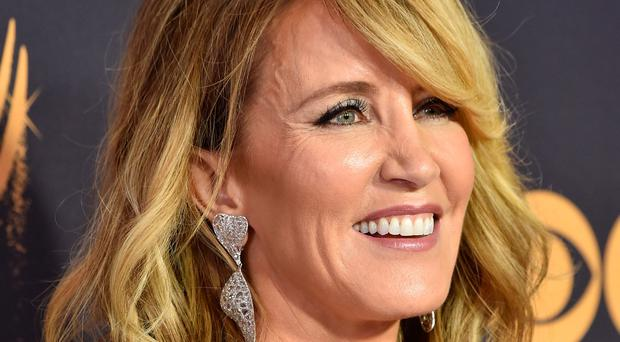 Charged: Felicity Huffman