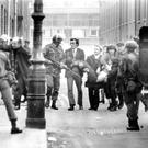 The British Army killed 13 civilians on Bloody Sunday in Londonderry in 1972, a fourteenth died later in hospital