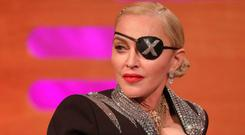 Madonna on The Graham Norton Show