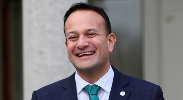 Taoiseach Leo Varadkar, recipient of an open letter calling for a 'citizens assembly' on the topic of Irish unity