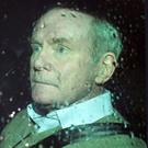 Stormont exit: the late Martin McGuinness after he resigned as Deputy First Minister