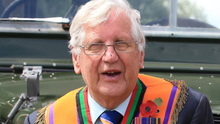 Roy Kells was Deputy Grand Master of the Grand Lodge of Ireland