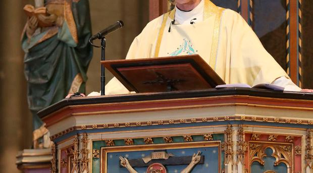 Bold claim: Archbishop of Canterbury Justin Welby believes many aren't interested in Church statements