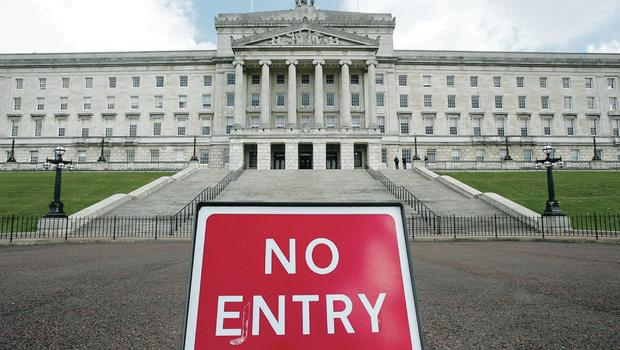 Confusion reigns over the extent of powers Northern Ireland civil servants have in the absence of devolved government or direct rule ministers.