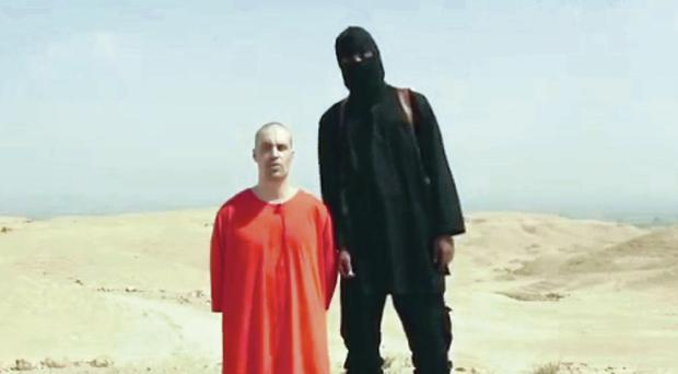 Savage murder: the beheading of James Foley sent shockwaves around the world