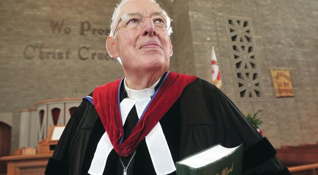 Loathed and loved: the Rev Ian Paisley, who passed away yesterday