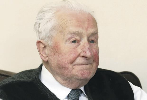 Billy McKee passed away at his Belfast home on Tuesday