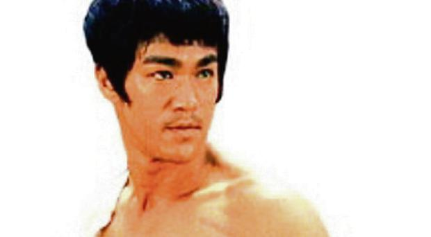Screen star: Bruce Lee was an early movie treat on video